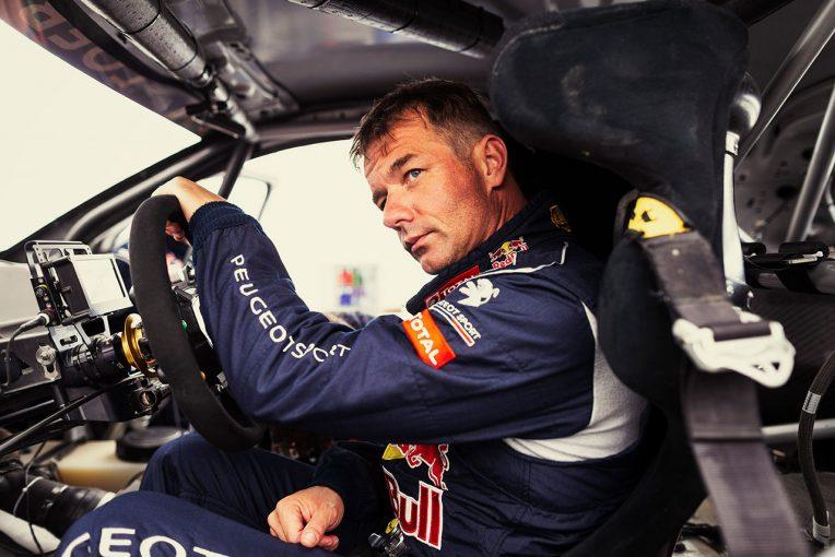 ラリー/WRC   セバスチャン・ローブ、プジョーのフランス戦事前テスト参加。「娘はラリークロスがお気に入り」