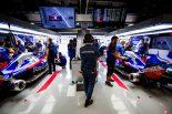 F1 | トロロッソ「最も苦戦すると思われたコースで、まずまずのパフォーマンスを見せている」:F1イタリアGP金曜