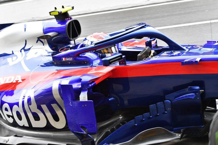 F1   トロロッソ・ホンダF1密着:鬼門のモンツァで苦戦するガスリーと手応えを掴むハートレー