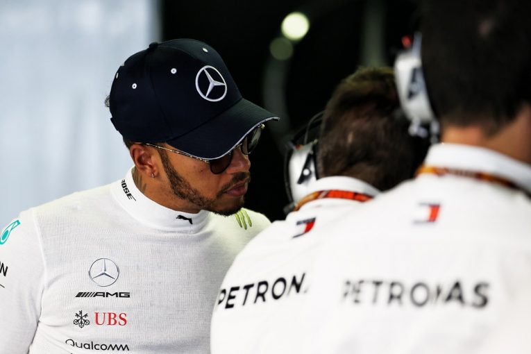 F1 | ハミルトン「フェラーリに負けている部分をなんとか改善しなければ」:F1イタリアGP金曜
