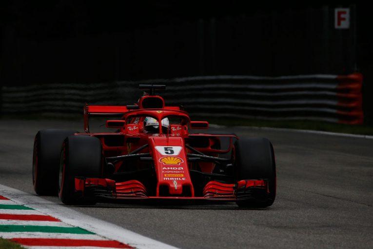 F1 | 【タイム結果】F1イタリアGP FP3/ベッテルがトップ。トロロッソ・ホンダのガスリーは12番手