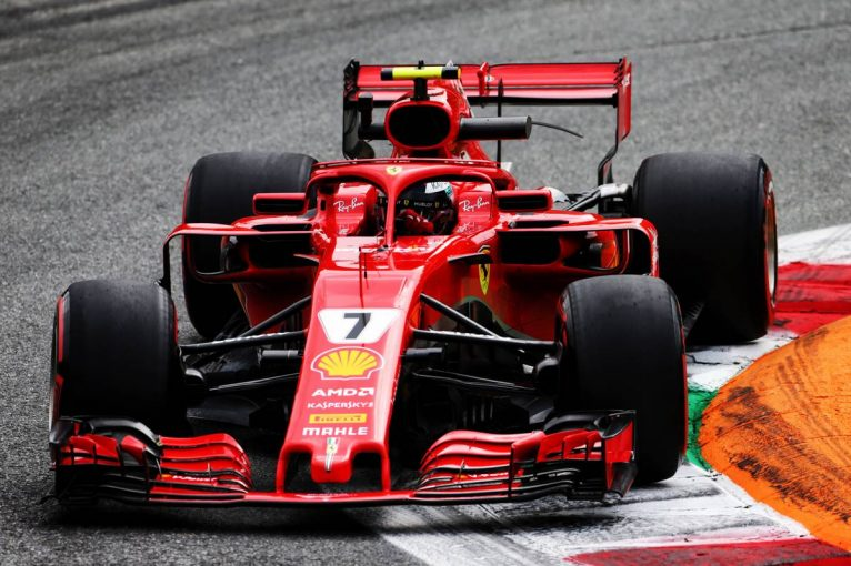 F1 | 【順位結果】F1第14戦イタリアGP予選