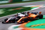 F1 | 【動画】アロンソとマグヌッセンがアタックラップ中に交錯/F1第14戦イタリアGP 予選
