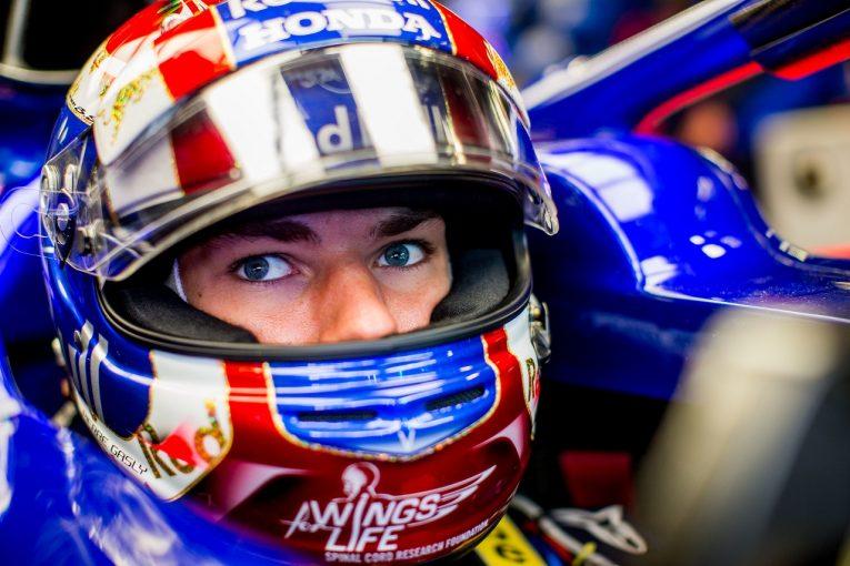 F1 | 予選9番手のガスリー「ホンダの進歩は明らか。パワー感度の高いコースで驚きの結果を出せた」:トロロッソ・ホンダ F1イタリアGP土曜