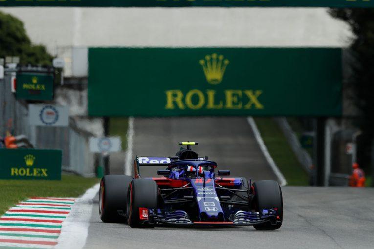 F1   トロロッソ・ホンダF1密着:イタリアGP予選Q1のアタック回数で明暗分かれたガスリーとハートレー