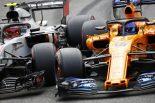 "F1 | ""遅い""アロンソに予選を台無しにされたとマグヌッセンが激怒。「さっさと引退してほしい」と毒づく"