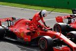 F1 | 2番手ベッテル、チームオーダーに否定的「ライコネンは勝つことを許されるだろう」:F1イタリアGP土曜