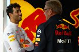 F1   リカルド「アップデート版エンジンが好調で心強い。決勝ではオーバーテイクを繰り返して上位に浮上したい」:F1イタリアGP土曜