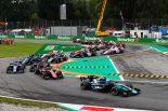 海外レース他 | FIA F2第10戦イタリア レース2:ラッセルが2018年シーズン5勝目。牧野と福住は苦しいレースに