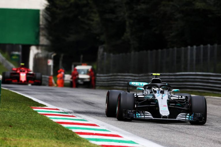 F1 | 【ポイントランキング】F1第14戦イタリアGP終了時点