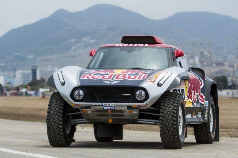 ラリー/WRC | ダカール覇者カルロス・サインツ、2019年に向けX-raidと契約。MINIをドライブへ
