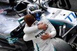 F1 | ボッタス「ハミルトンのために犠牲になったとは思っていない。ふたりにメリットがある戦略だった」:F1イタリアGP日曜