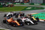 F1 | バンドーン「土曜から大きく向上。勝てると思っていなかった相手に勝つことができた」:F1イタリアGP日曜