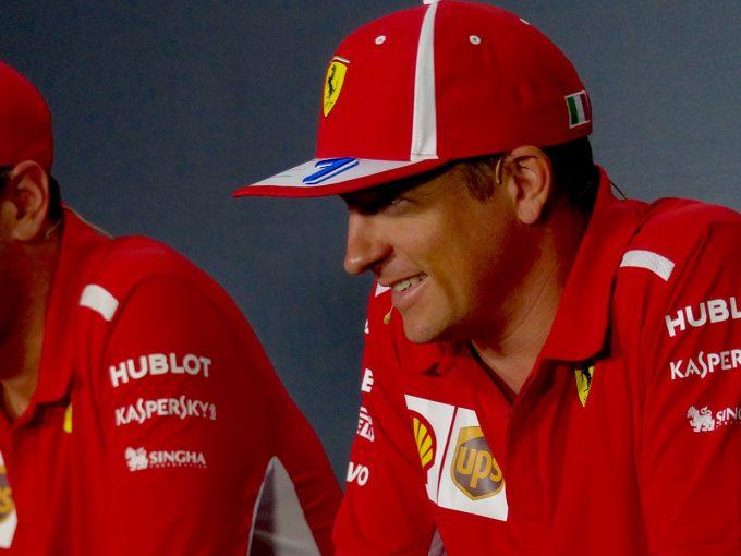 F1 | F1 Topic:ライコネンの去就が3日に決定か、フェラーリで臨時の取締役会が開催