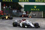 F1 | ルクレール「接触でかなり時間を失った。次戦シンガポールGPを楽しみにしている」:ザウバー F1イタリアGP日曜