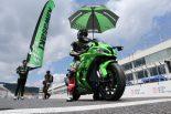 MotoGP | SBK王者ジョナサン・レイがオートポリスに登場。カワサキの新型ニンジャZX-10RRを走らせる