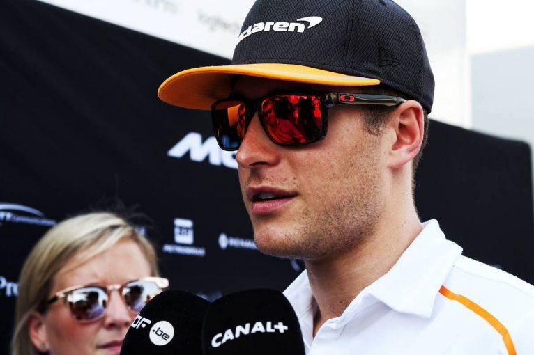 F1   マクラーレン、2018年限りでバンドーンの離脱を発表