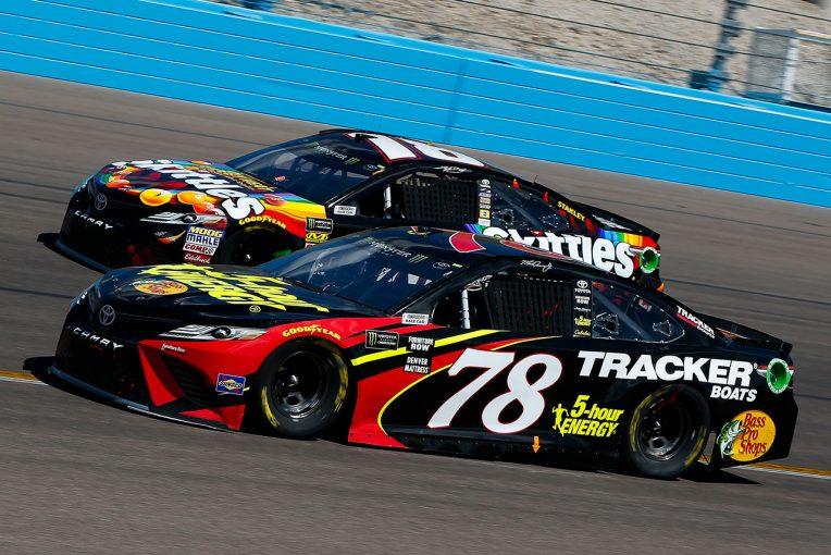 海外レース他 | NASCAR:トヨタ陣営の一角、2017年王者擁するファニチャー・ロウが資金難で活動終了へ