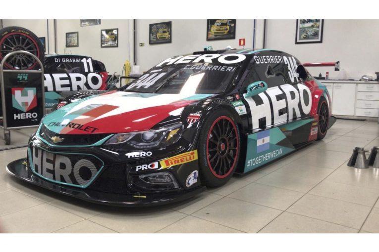海外レース他 | WTCRでシビックを駆るグエリエリがストックカー・ブラジルに参戦。ディ・グラッシの僚友に