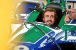 F1 | アロンソ、2018年初のインディカーテストを完了。ロードコースでの走行に大満足