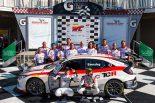 海外レース他   PWC:RTRホンダのライアン・エバースレー、TCRクラスの初代王座を獲得