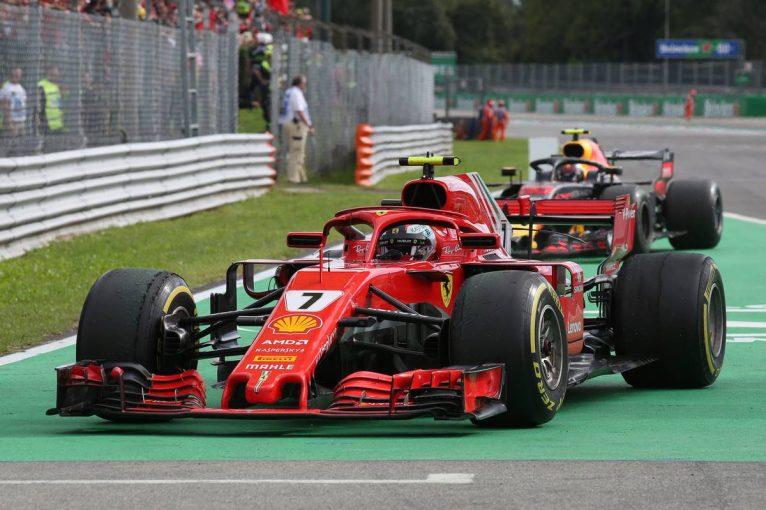 F1 | F1 Topic:イタリアGPで勝敗を分けたブリスター症状、メルセデスよりもフェラーリが苦しんだ訳