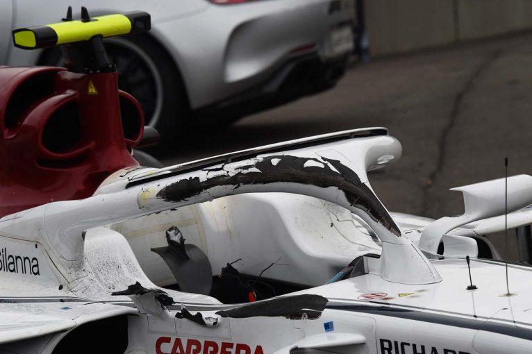 Blog | 【ブログ】HALOよありがとう…もう物干し竿なんて呼ばない/F1自宅特派員レポート