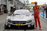 海外レース他 | ミック・シューマッハーがニュルでDTMマシンを初ドライブ「とても楽しかった!」