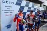 MotoGP | MotoGP:ロレンソ「ミサノではいつも戦闘力があった」/サンマリノGP予選トップ3コメント