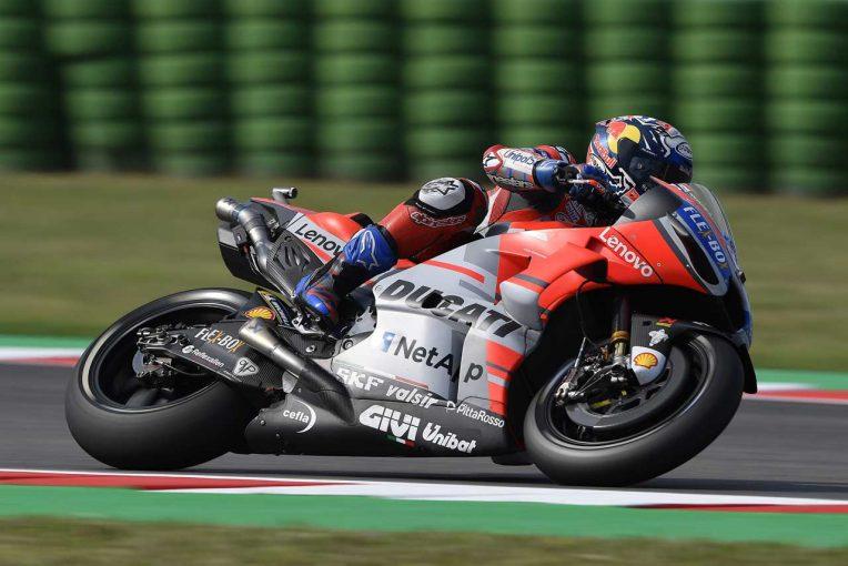 MotoGP | MotoGPサンマリノGP決勝:ドヴィツィオーゾが優勝しランキング2位に浮上。中上は13位入賞