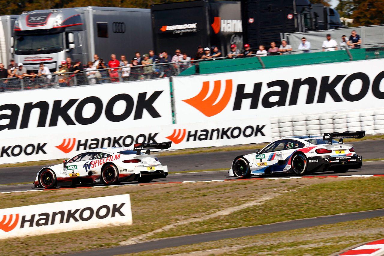 DTM第16戦:ラストが連続ポール・トゥ・ウインでニュルブルクリンク制圧。王者争いはわずか2pt差に
