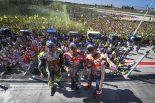 MotoGP | MotoGP:ドヴィツィオーゾ、勝つためには「パーフェクトなレースをすること」/サンマリノGP決勝トップ3コメント