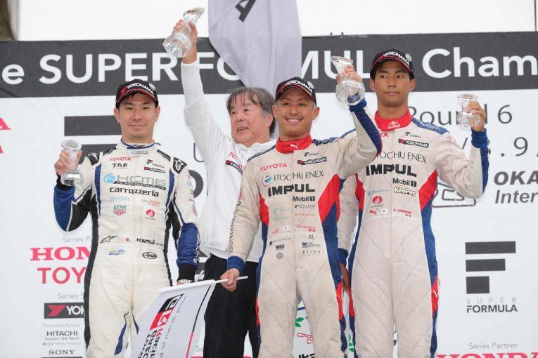 スーパーフォーミュラ | トヨタ 2018スーパーフォーミュラ第6戦岡山 レースレポート