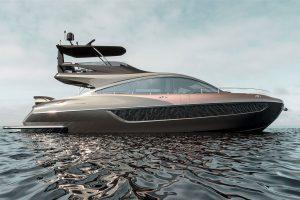 インフォメーション | レクサス、同社初のラグジュアリーヨット『LY650』概要発表。2019年後半にお披露目