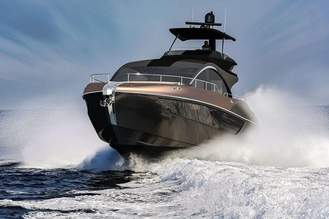 レクサス、同社初のラグジュアリーヨット『LY650』概要発表。2019年後半にお披露目
