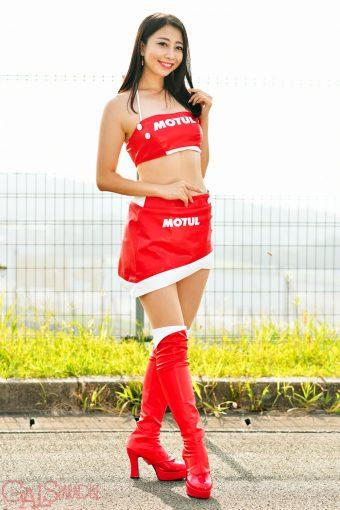 レースクイーン   小泉奈央(MOTUL Circuit Lady/2018SGT)