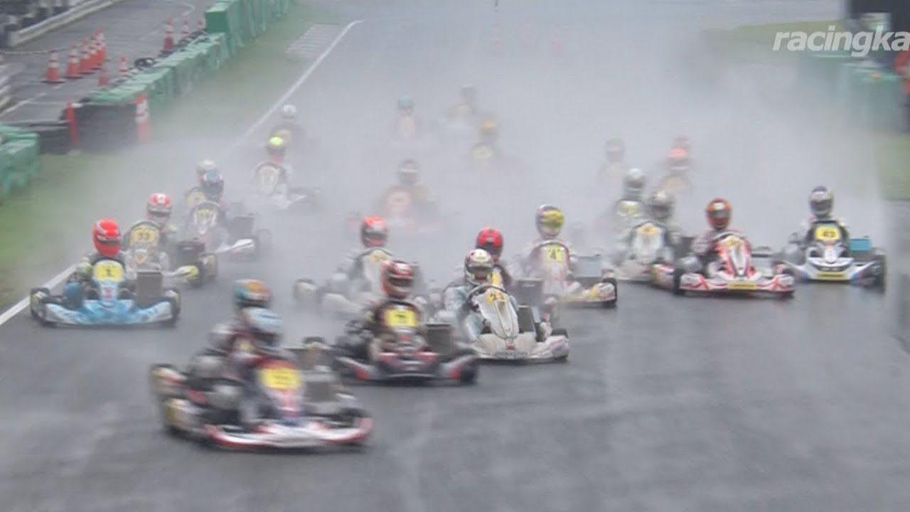 全日本カートOKシリーズ 2018年第7戦/第8戦SUGO レースレポート