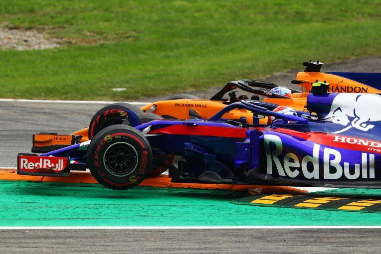 F1   【トロロッソ・ホンダF1コラム】ライバルとのパワー差があっても戦えることを証明した高速2連戦