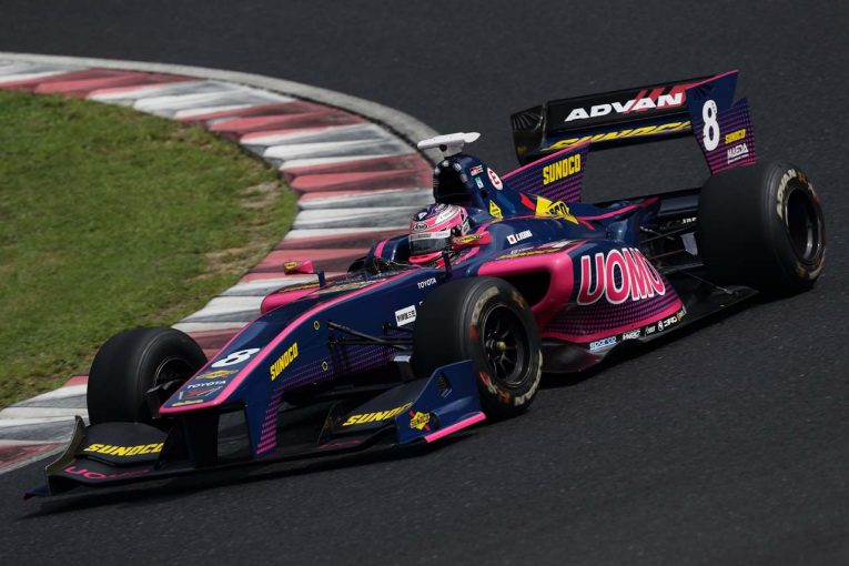 大嶋和也(UOMO SUNOCO TEAM LEMANS)