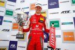 FIAヨーロピアンF3ニュルブルクリンクの3レースすべてを制したミック・シューマッハー(プレマ・セオドール・レーシング)