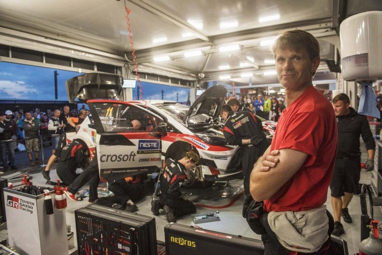 ラリー/WRC | WRC:元王者グロンホルム、2019年のラリー・スウェーデンにトヨタからスポット参戦との報道