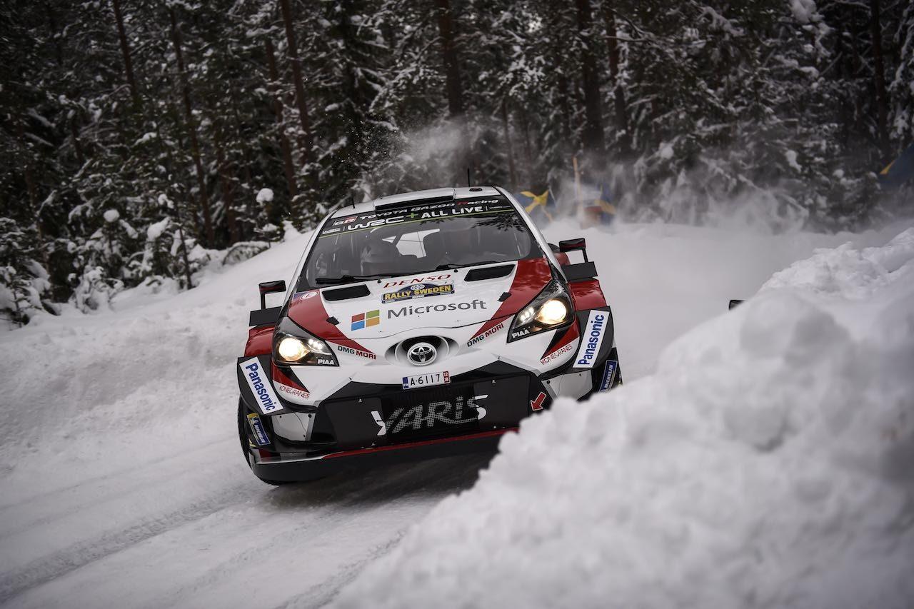 WRC:元王者グロンホルムがトヨタ加入? 2019年のスウェディッシュに参戦へ