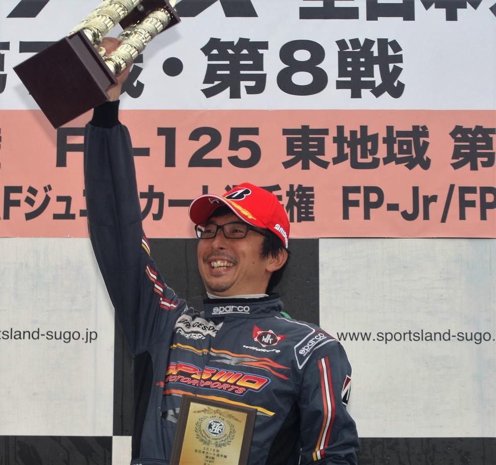 ブリヂストン 2018全日本カート選手権OKシリーズ第7戦/第8戦 レースレポート