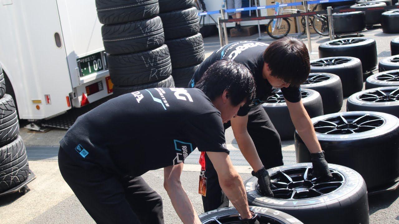 【動画】ZF DREAM JOB:ドライバーを目指す若者がTEAM KUNIMITSUでメカニック体験