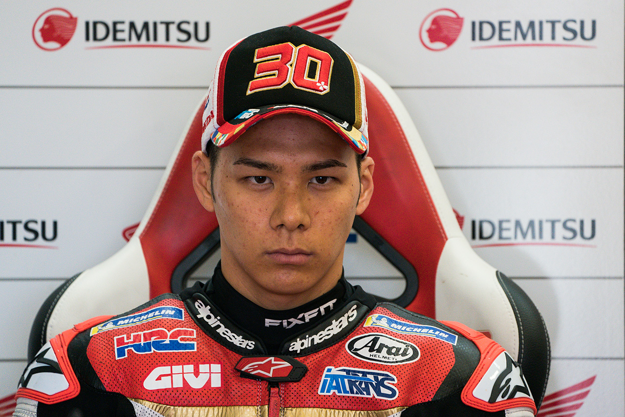 中上貴晶の2019年シーズンに関する発表は母国GPの日本GPで行われるようだ。
