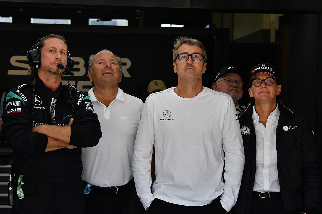 トッド、ノリス、オジエ……DTM/FIA F3ニュル戦は豪華ゲストが多数来場