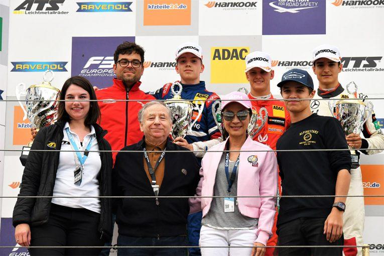 海外レース他 | トッド、ノリス、オジエ……DTM/FIA F3ニュル戦は豪華ゲストが多数来場