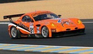 パノス・エスペラントGTLMは2006年、ル・マン24時間とセブリング12時間でGT2クラス優勝を達成した