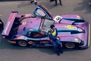 1998年に登場したパノス・エスペラントQ9 GTR-1ハイブリッド