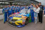 海外レース他 | NASCAR第26戦:トヨタのカイル・ブッシュがレギュラーシーズン王者に。レースはフォードが連勝